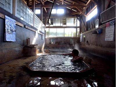 温泉ソムリエ・グッチの至福の温泉道 in 門の湯