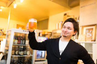 ビール会社の営業マンも大変だね