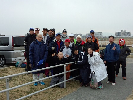 弟360回?36周年・歴史ある摂津淀川マラソン大会に参加して来ました